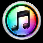 runde doppelregenbogen symbol