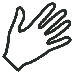 blank hand sign png - photo #44