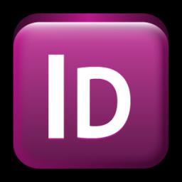 Adobe InDesign CS3 icon