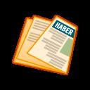 k newsletter icon