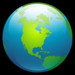 globe – 2 – symbol