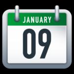 Kalender 3 Icon