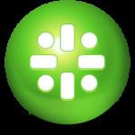Niedliche Ball Reboot Icon