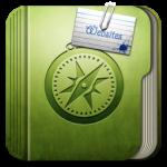 Folder Webseiten Folder Icon