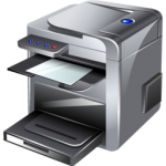 Multifunktionsdrucker Icon