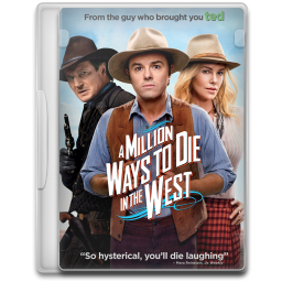 A Million Ways to Die in the West icon