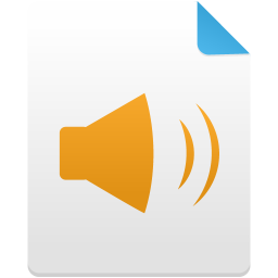 Audio filevsvg icon