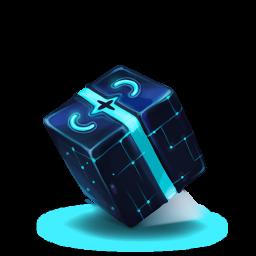 Box 13 Blue icon