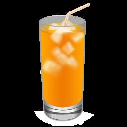 Cocktail Screwdriver Orange icon