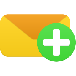 Email add icon