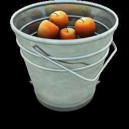 Full Bucket icon