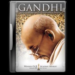 Gandhi icon