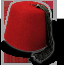 Hat fez icon