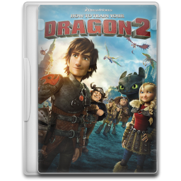 How to Train Your Dragon 2 icon