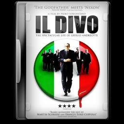 Il Divo The spectacular life of Giulio Andreotti icon
