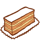 Mille feuilles icon