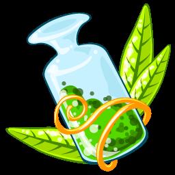 Poison green icon