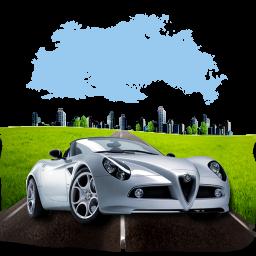 Travel Alpha Romeo icon
