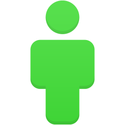 User green icon