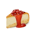cream cake icon