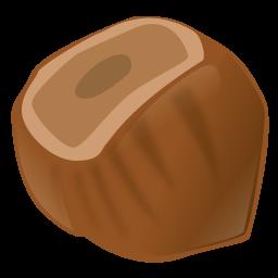 hazel nut icon