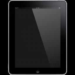 iPad Front Blank icon