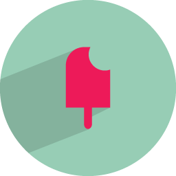 icecream bite icon