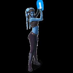 Aayla Secura Jedi icon