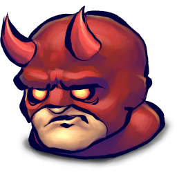 Comics Face Afraid icon