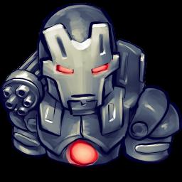 Comics War Machine icon