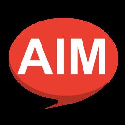 Communication aim icon