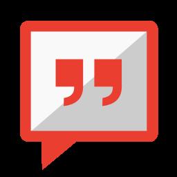 Communication messenger 2 icon