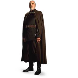 Count Dooku 01 icon