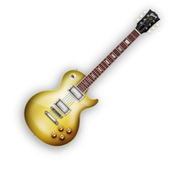 Goldtop Guitar icon