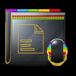 Guyman Folder Documents icon