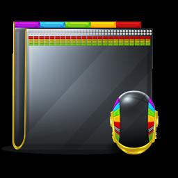 Guyman Folder Empty icon