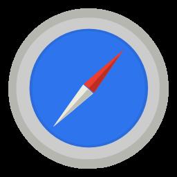 Internet safari icon
