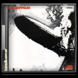Led Zeppelin 1 icon