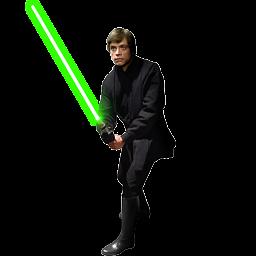 Luke Skywalker 01 icon