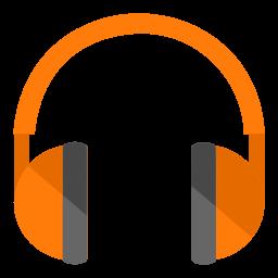 Media play music icon