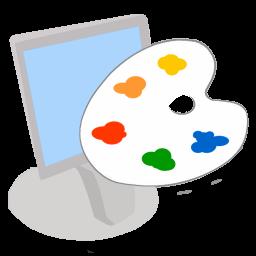 ModernXP 12 Workstation Desktop Colors icon