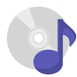 ModernXP 40 CD DVD Music icon