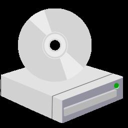 ModernXP 52 CD Disc Drive icon