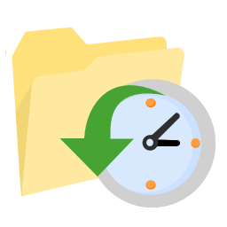 ModernXP 54 Folder Backup Scheduled icon