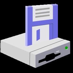 ModernXP 65 Floppy Save icon