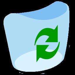 ModernXP 75 Trash icon