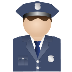 Policeman Uniform icon