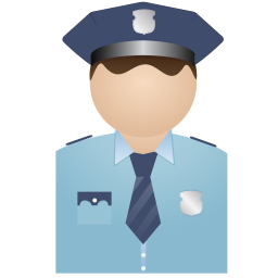 Policman Without Uniform icon