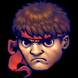 Street Fighter Ryu icon