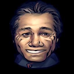 TV Captain Adama icon